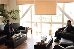 دیدار مدیرعامل  سازمان با عضو شورای اسلامی سبزوار