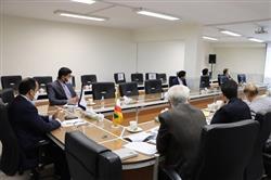 جلسه بررسی پیشنهادات همکاری تامین کنندگان و تولیدکنندگان و پیمانکاران برگزارشد