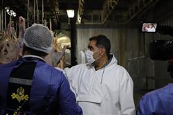 ذبح رایگان بیش از ۲هزار دام توسط کشتارگاه مشهد در روز عید  قربان