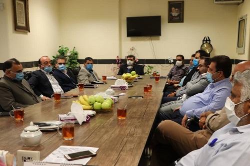 لزوم اجرای طرح های اقتصادی مشترک با شهرداری در راستای توسعه خدمات به زائران و مجاوران شهر زیارتی قدمگاه