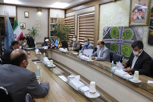 بهره گیری سازمان همیاری از همکاری شهرداری منطقه ۱۰ مشهددر سرمایه گذاری های شهری