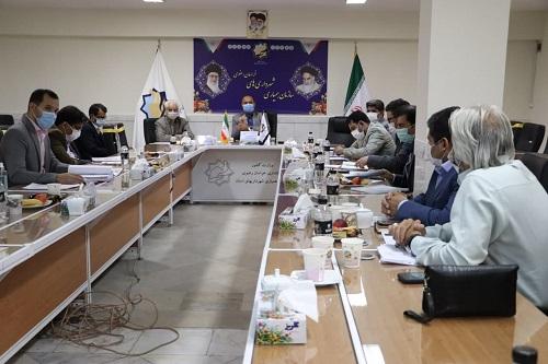 بررسی تصویب صورت های مالی سال 1399 شرکتها و موسسات تابعه سازمان همیاری