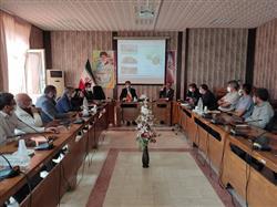 ظرفیتها، موانع و مشکلات حوزه مدیریت شهری و شهرداریهای شهرستان درگز بررسی شد