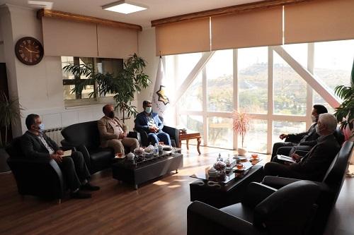 استفاده از توانمندیها و کمک سازمان همیاری برای ارتقاء مدیریت شهری سرخس